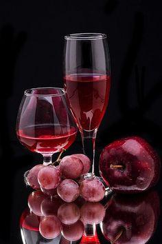 #Vinho & #Frutas