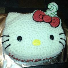 I love this cake.  If only I can do this, I will definitely make it for Nanea!