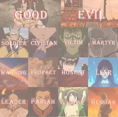 The Last Airbender + This is War...this...is beyond epic.
