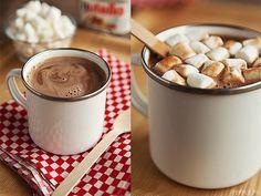 5 Heiße Schokoladen, die ihr diesen Winter probieren müsst! (Inkl. #vegan Vairanten) #rezepte