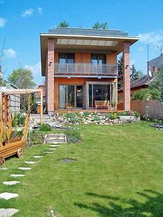 Pergola, Outdoor Structures, Cabin, House Styles, Home Decor, Decoration Home, Room Decor, Outdoor Pergola, Cabins