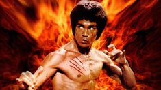"""""""The less effort, the faster and more powerful you will be."""" Bruce Lee"""