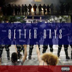 Ten Tonz (fka Big Lotto) - Better Days [MP3]