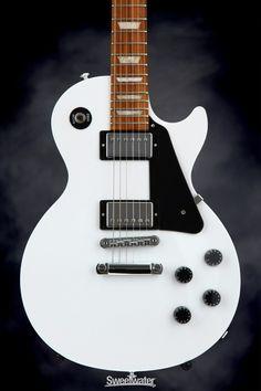 Gibson Les Paul Studio 2016 Traditional - Alpine White, Chrome Hardware