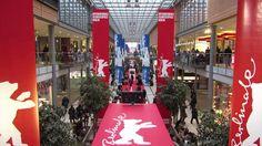 Potsdamer Platz Arkaden during a Berlinale