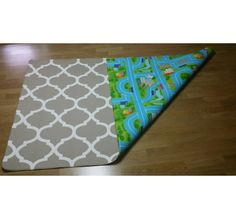 FREE DELIVERY Blue Track/Beige Honeycomb 240x140x1cm PRE ORDER