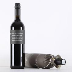 Honest wines Matković on Behance
