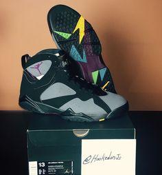 87e1e53ca6f Brand New Nike Air Jordan 7 Bordeaux Size 13 Style Code 304775 034 | eBay  Jordans