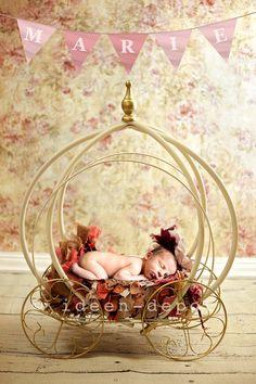 Baby- & Geburtskarten - ♥ BABY ♥ FOTOMONTAGE - ein Designerstück von ideen-depot bei DaWanda