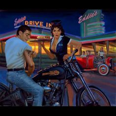 David Uhl's Classic Motorcycles