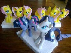 my little pony ...cold porcelain