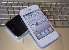 Apple: iPhone 4 Papercraft - DePapercraftBlog