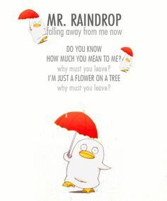 Gintama- Mr.Raindrop