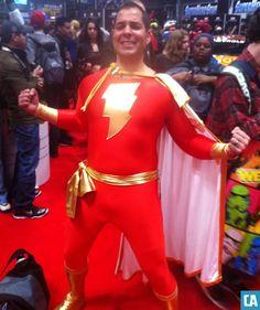 Captain Marvel #cosplay
