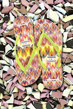 ec09a88c0056 missoni loves havaianas spring summer 2012 capsule collection slim rachel  pic on Design You Trust