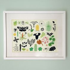 Diversity - Giclée print by Valesca van Waveren