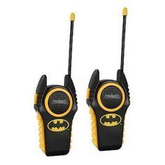 Walkie-Talkie-DC-Comics-Batman-The-Dark-Knight-0