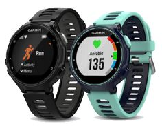 """The Garmin Forerunner 735XT is a GPS-enabled running watch with multi-sports features that will make your physical fitness invincible.  Designed for athletes who need dialed-in data about their training and have a """"You Do It All"""" attitude, the 735XT is sure to please. It will assist you from workout till workday, and will share your stats and triumphs with the online fitness community, Garmin Connect.    The wrist-based heart rate monitor will track your beats per minutes, and the activity…"""