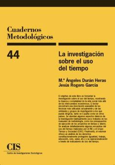 #tiempo #investigacion