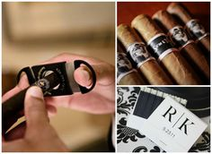 The Groom's Choice/Cigar Bar « Wedding Ideas, Top Wedding Blog's, Wedding Trends 2014 – David Tutera's It's a Bride's Life