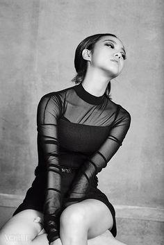 Kim Go Eun - Vogue Magazine May Issue '15