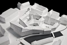 Neuer Augustinerhof | Nieto Sobejano Arquitectos