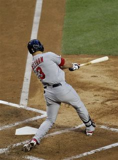 Welcome to the Beltran Show!!!  2nd homer of the game- GRANDSLAM baby!!!!!!!!!   :)))  5-08-12