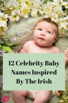 Baby name inspiration! From Rafferty to Roisin - we have Irish boy and Irish girl names that celebrities have used to name their children. Celebrity Baby Pictures, Celebrity Baby Names, Celebrity Babies, Celtic Baby Names, Irish Baby Names, Baby Girl Names Spanish, Baby Names Short, Vintage Baby Names, Unique Baby Names
