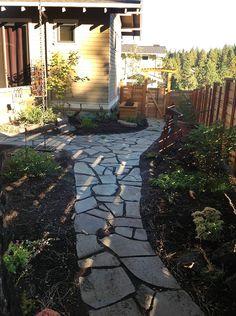 Fence - Sticks and Stones Landscape Design