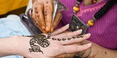 How to make your own Henna temporary tattoo's.
