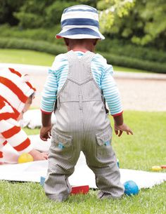 Boden, everyday dungarees, love Boden's little English clothes!