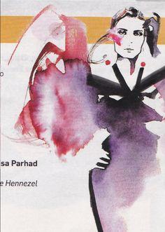 Wonderful work by Amelie Hedgardt
