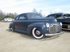 41 chevy - chop by Christr, via Flickr