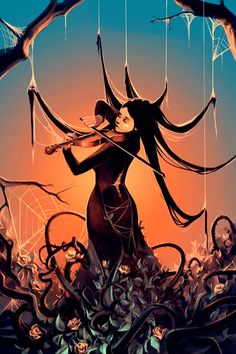 FiddleBack by AquaSixio on deviantART