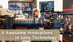 These four new lenses are changing video production. Find out what they can do for you on your next film or video project.  Image via News Shooter.
