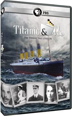 Titanic & Me The Titanic Tale Lives On: A documentary film about the lives of the survivors and the families of those left behind after the Titanic went down. #titanic #documentaries