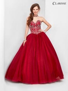 01f3ad673bb Ball Gown Prom Dresses Online at Promgirl.net