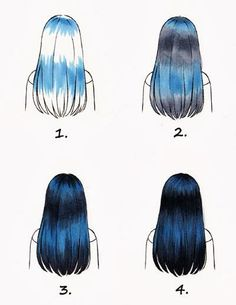 How to do highlights for black hair copicmarkerdeutschland.tumblr.com