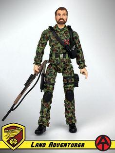 G.I. Joe - Cobra Customs :: Land Adventurer