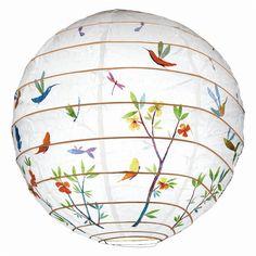 Lanterne Fleurs de Printemps Djeco, Applique, suspension et lampe, Chambre de bébé, Bébé - Magasin de jouets Zohea