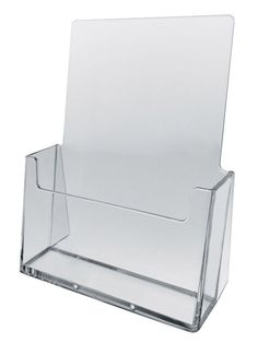 Brochure Holders Bi Fold 6 x 9 inch booklet size Catalog Display Stand Qty 32 Acrylic Frames, Clear Acrylic, Scentsy Catalog, Newspaper Stand, Brochure Holders, Marketing Ideas, Business Marketing, Display