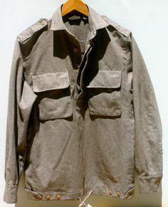 80s mens wool pullover / #designer #vintage #menswear