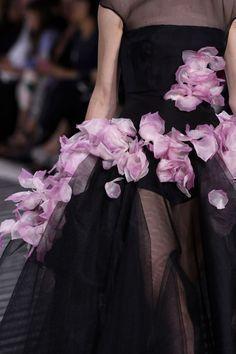 Details at Giambattista Valli Couture F/W 2015
