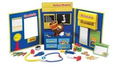 Amazon.com: Learning Resources Pretend & Play Animal Hospital