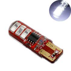 8.69$  Buy here - http://aligyc.shopchina.info/go.php?t=32776473535 - 4pcs Canbus W5W T10 Strobe Light 5630 6LED 12V Car LED Interior Light Clearance Bulbs Backup Reverse Lamp Number Parking Light  #SHOPPING