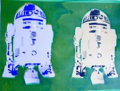 R2D2 Duo By Trafford Parsons