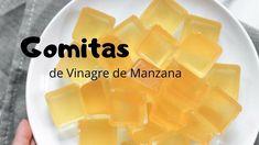Vinegar gummies to control blood sugar and lose weight Blood Sugar, Ice Cube Trays, Vinegar, Easy, Lose Weight, Fruit, Food, Youtube, Apple Vinegar