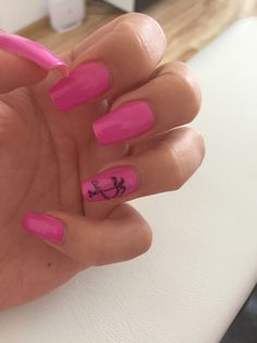 California pink Nails
