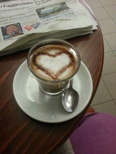 Il caffe' piu dolce che c'e'.....