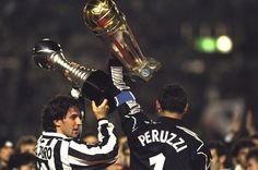 Del Piero + Peruzzi.